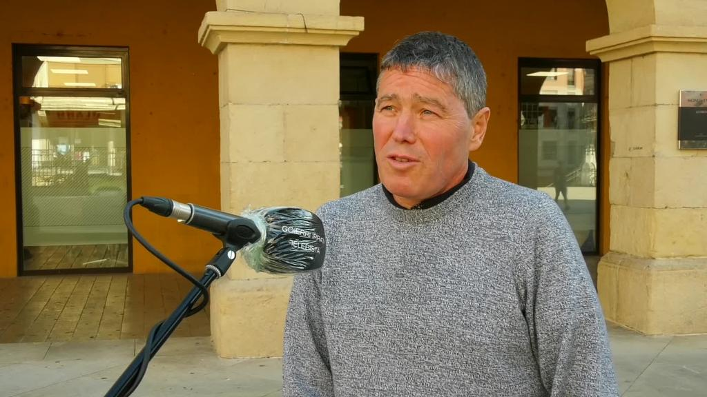 Aitor Aldasoro Eusko Legebiltzarrean arituko da  parlamentari