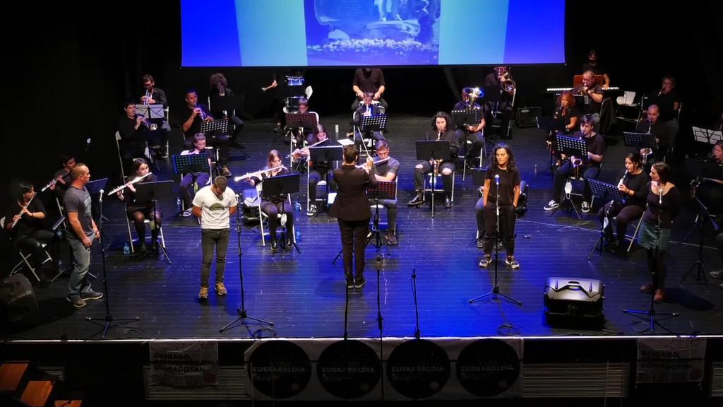 Bertso Band Lazkaon