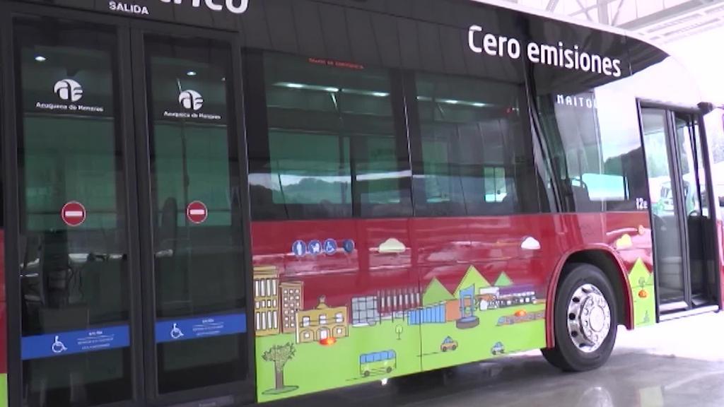 """Irizar E-mobility enpresak """"Made in Euskadi 2019"""" saria irabazi du"""