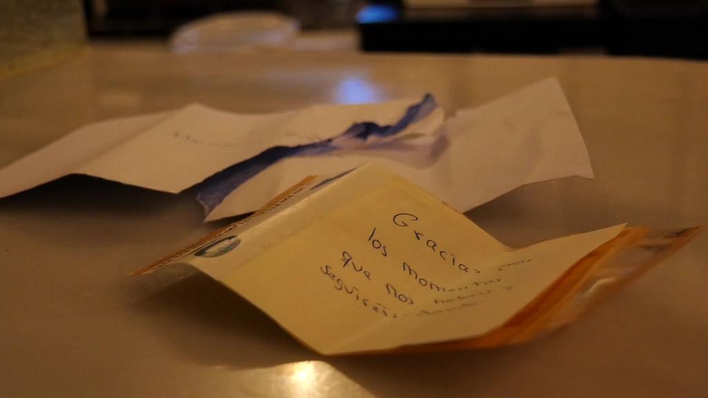 Ordiziako hainbat ostalarik diruz betetako eskutitz  anonimoak jaso dituzte
