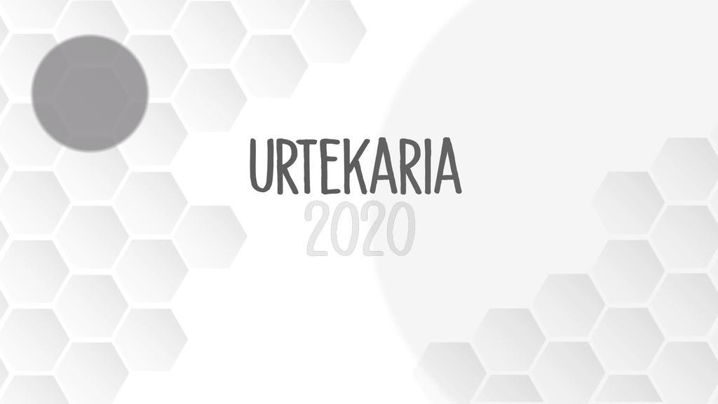 Urtekaria 2020 1