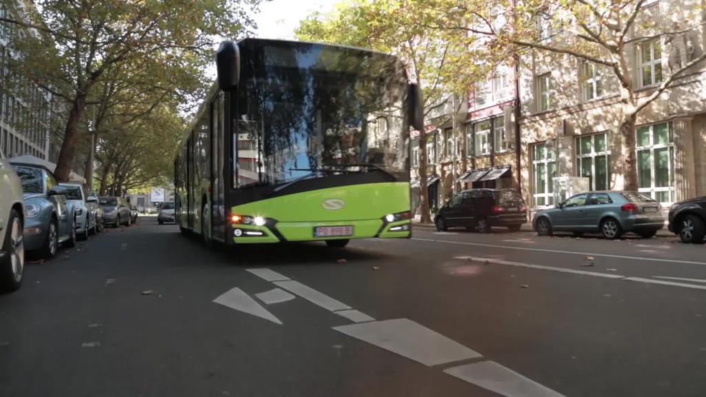 CAF Taldeak Errumanian 123 Autobus Elektriko hornitzeko  kontratu garrantzitsua lortu du