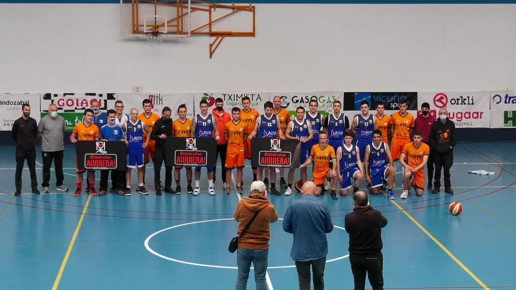 Ordizia eta BKL-ren arteko derbia urdiñek irabazi zuten 68-54 markagailua baliatuz