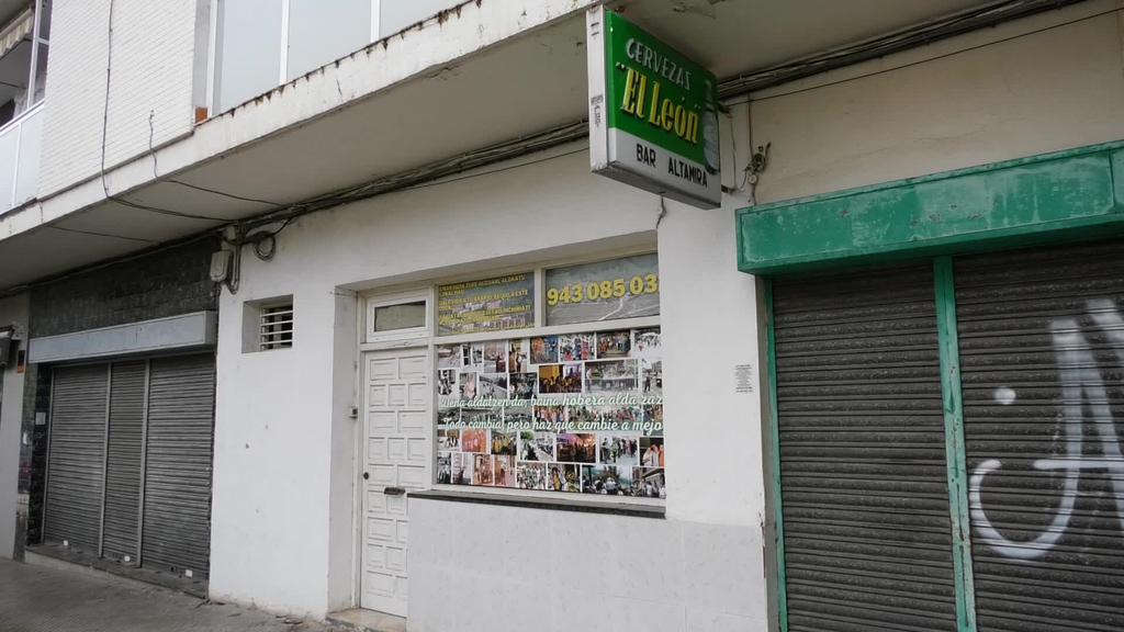 Ordiziako Altamira auzoa asko aldatu da, eta mural hau da horren irudi
