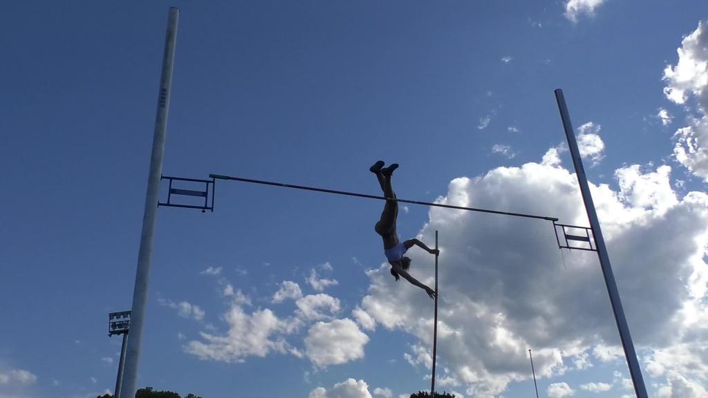 Mundu mailako marka hautsi da Ordiziako Atletismo mitinean