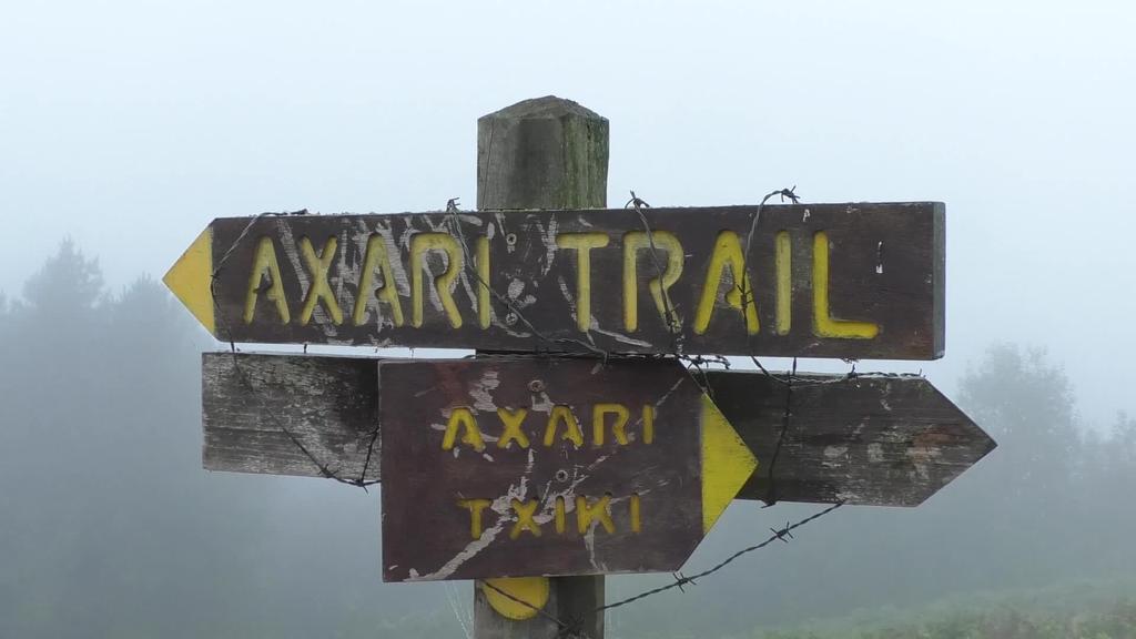 Axari Trail irailaren 12an ospatuko da