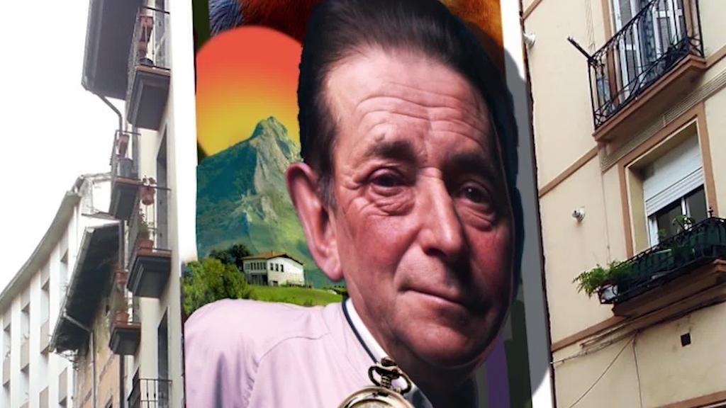 Emaneurre Taldeak Lazkao Txikiri eta euskarari eskainitako murala egiteko diru bilketa jarri du martxan