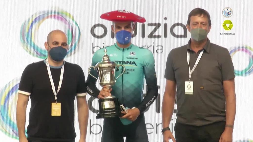 Luis León Sánchezek irabazi zuen Ordiziako Klasikoko 98. edizioa