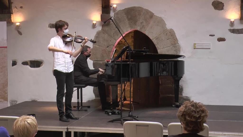 Martin Kortaberria eta Javier Pérez de Azpeitia - Igartza Musika