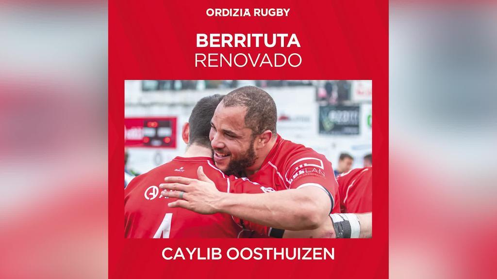 AMPO Ordizia Rugby taldeak lanean jarraitzen du eta beste 3 jokalari berritu ditu