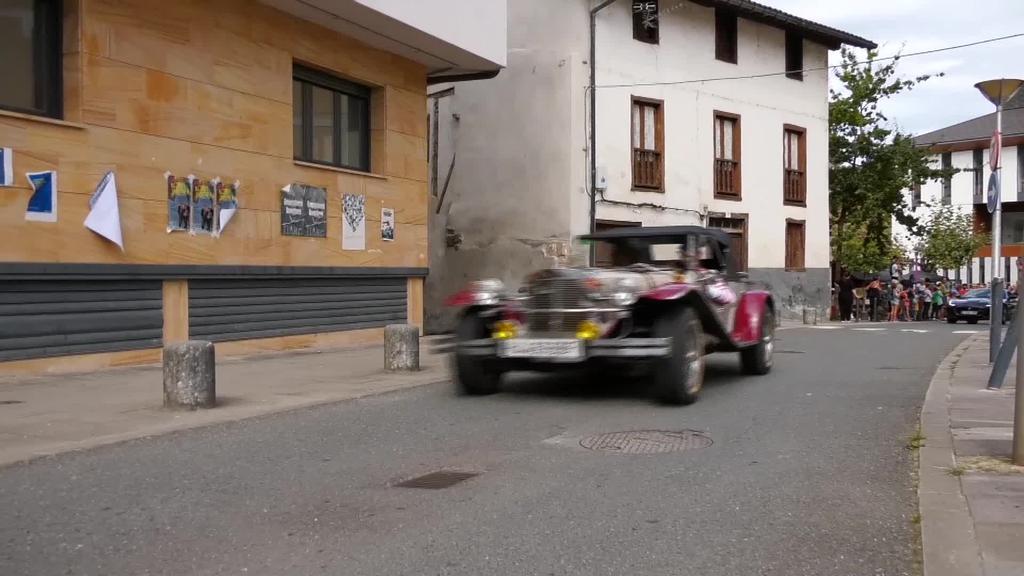 San Sebastian Circuit Spiritek Zaldibia garai bateko autoez bete zuen
