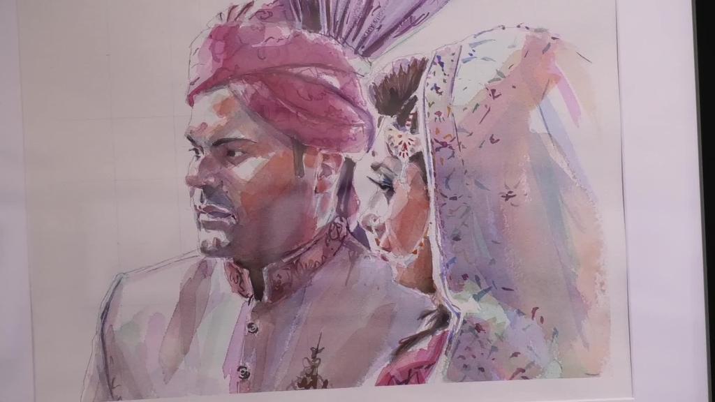 Josu Maroto artistaren Masala Soul Project Igartzako Burdinolan ikusgai