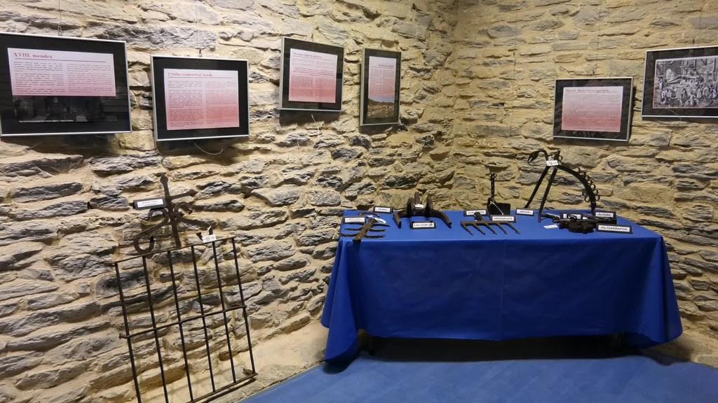 Beasaingo burdingintzaren historia ezagutzeko aukera Igartzako Burdinolan