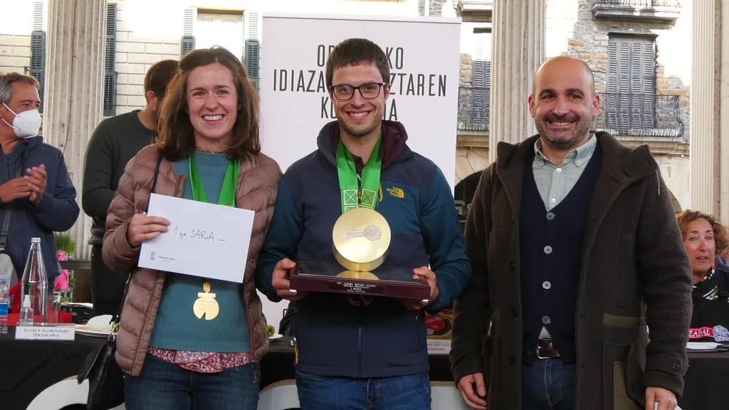 Kortariko Infernuko Gasnak irabazi du 34. Ordizia Txapeldun  eta Urrezko Gazta