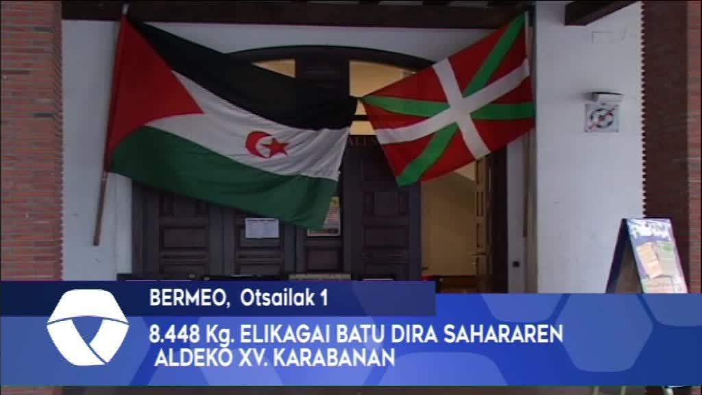8.448 Kg. ELIKAGAI BATU DIRA SAHARAREN ALDEKO XV KARABANAN