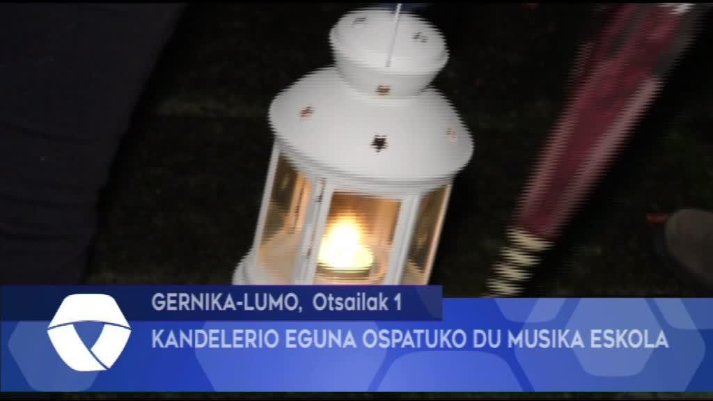 KANDELERIO EGUNA OSPATUKO DU MUSIKA ESKOLA