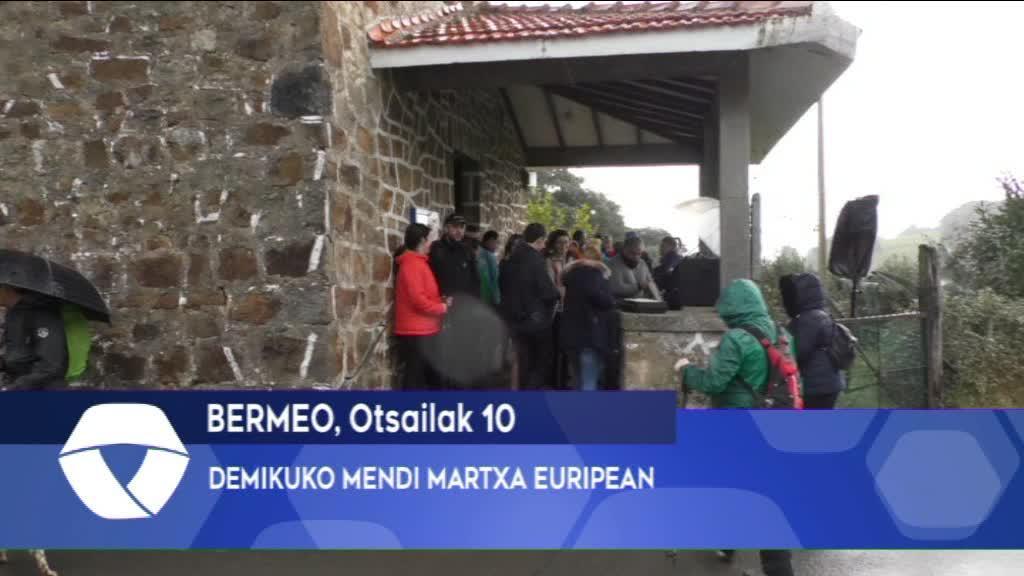 DEMIKUKO MENDI MARTXA EURIPEAN