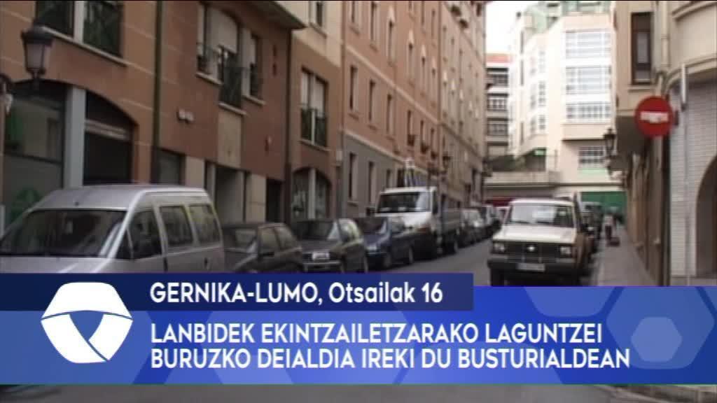 Lanbidek ekintzailetzarako laguntzei buruzko deialdia ireki du Busturialdean