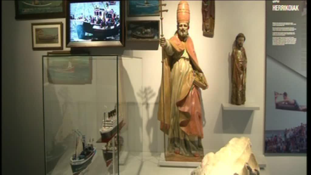 EUSKAL KOSTALDEKO MUSEOEN HILABETEAN ARGAZKI LEHIAKETA MARTXAN