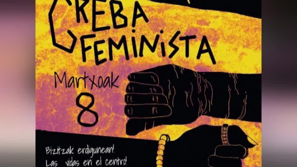 Martxoak 8 - Gernika-Lumoko Sare Feminista 2019