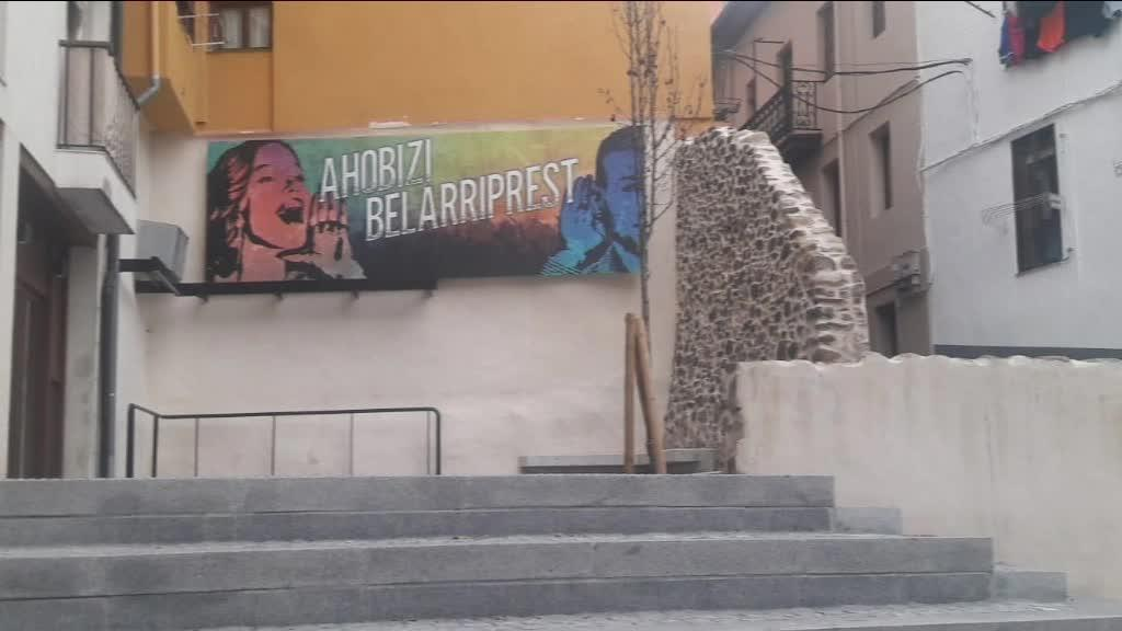 EUSKARALDIAREN IRUDI BERRIA DAGO BEKOPORTALEN