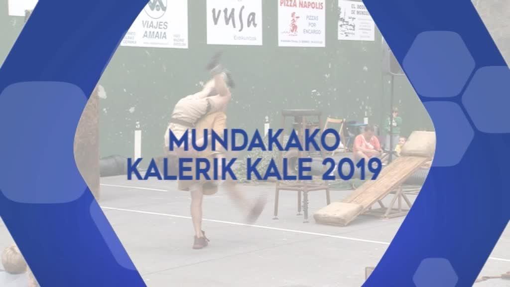 MUNDAKAKO KALERIK KALE 2019 _RAR_ Cia. Balusca (Katalunia)