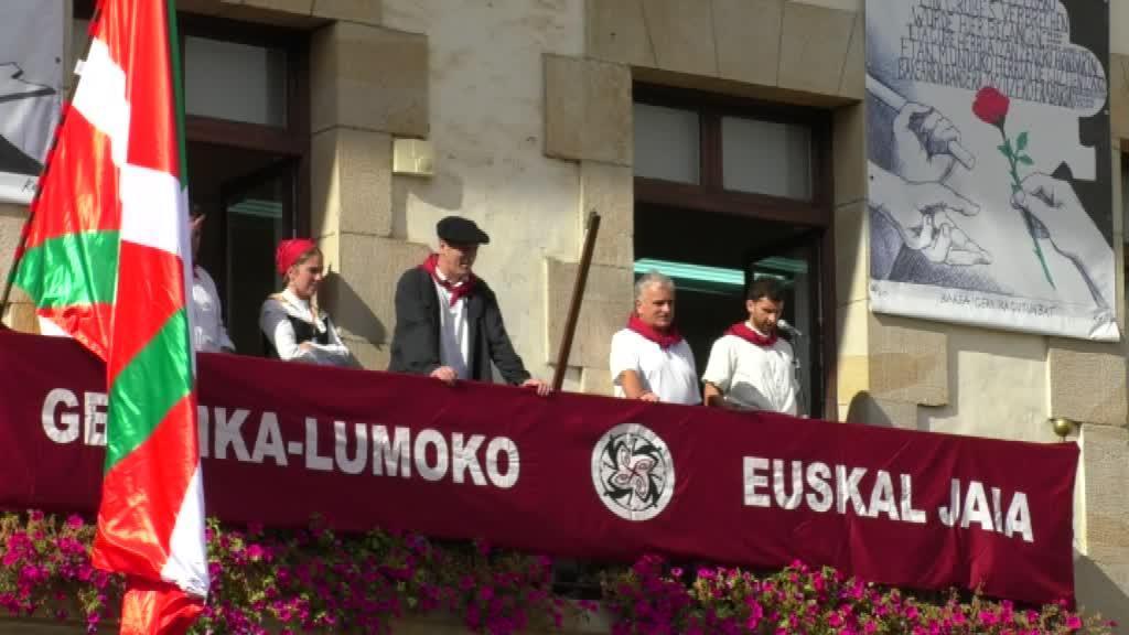 GERNIKA-LUMOKO EUSKAL JAIA ETA AZOKA BEREZIA 2019