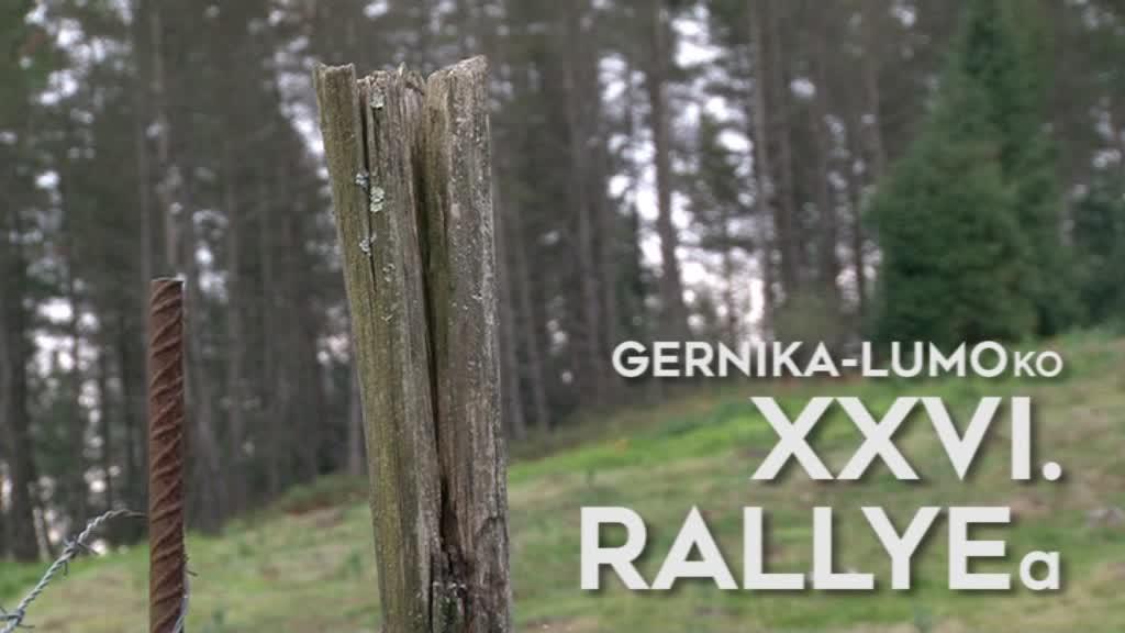 GERNIKA-LUMOKO RALLYE 2019