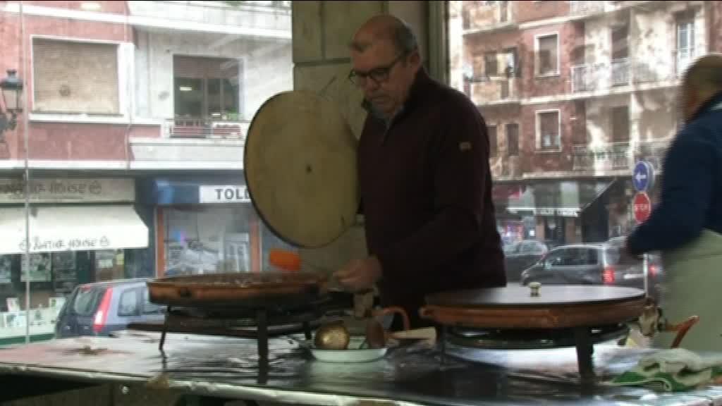 Euskadiko karakol txapelketa izango da abenduaren 22an Merkatu Plazan
