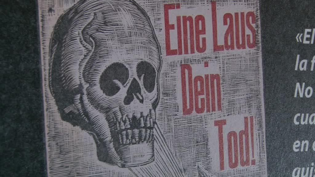 AUSCHWITZ HERIOAREN ESPARRU NAZIA ERAKUSKETA