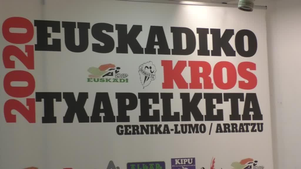 Euskadiko Kross Txapelketa burutuko da igandean 700 partehartzaile espero dira