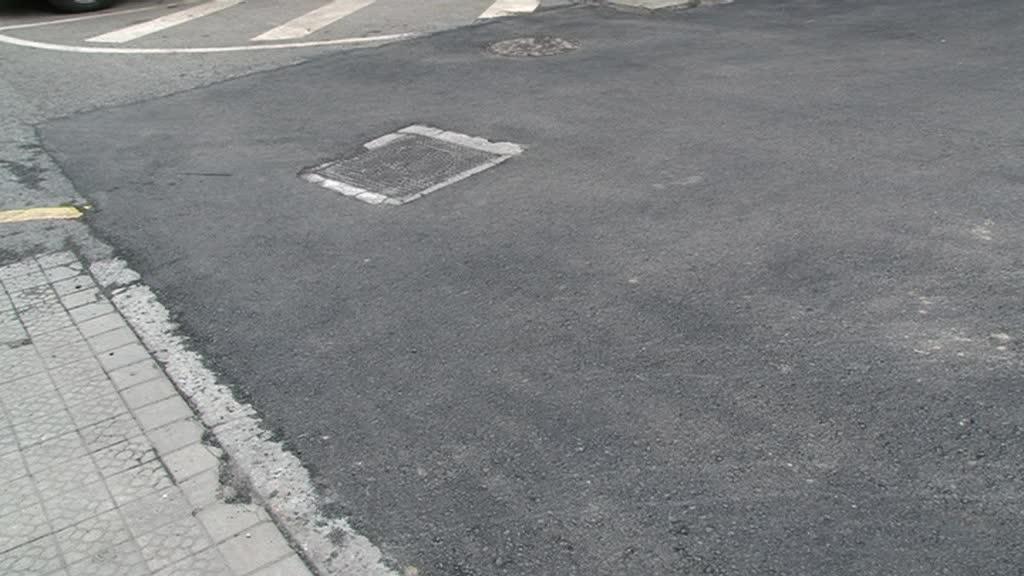 5 Guneetan asfaltatze lanak burutu ditu Bermeoko Udalak
