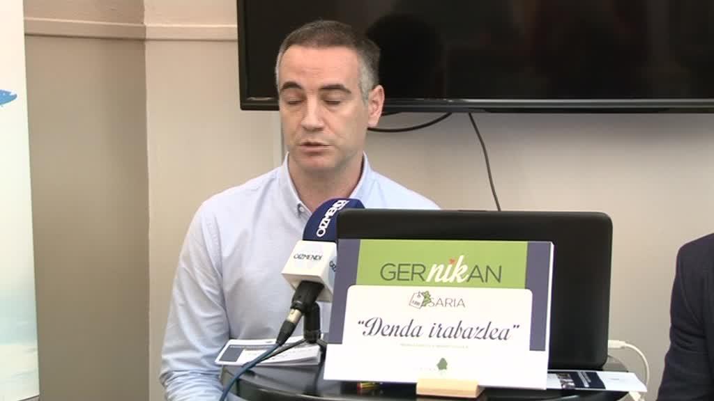 Nik Gernika Sariak aurkeztu ditu Udalak