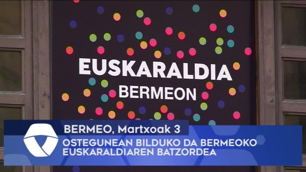 Ostegunean bilduko da Bermeoko Euskaraldiaren batzordea