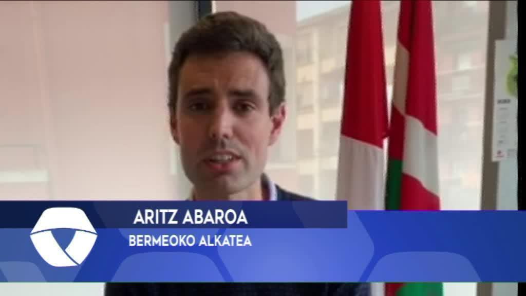 (UDALA) BERMEOKO ALKATEAREN MEZUA CORONAVIRUSAREN HARIRA