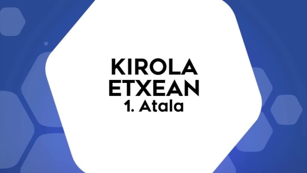 Kirola Etxean 1. atala