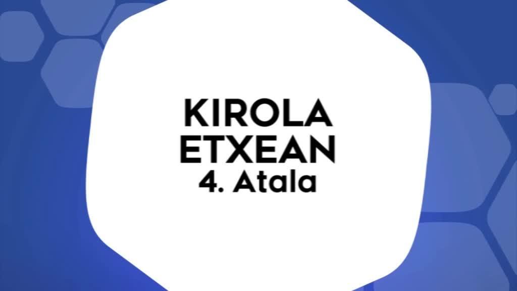 Kirola Etxean 4. atala