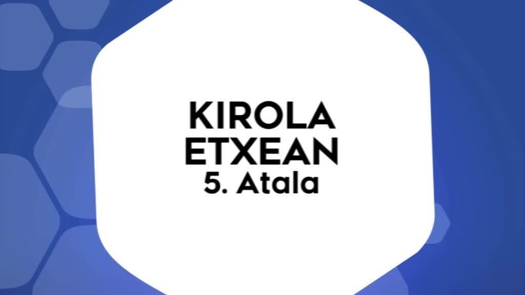 (KIROLA) Kirola Etxean 5. atala
