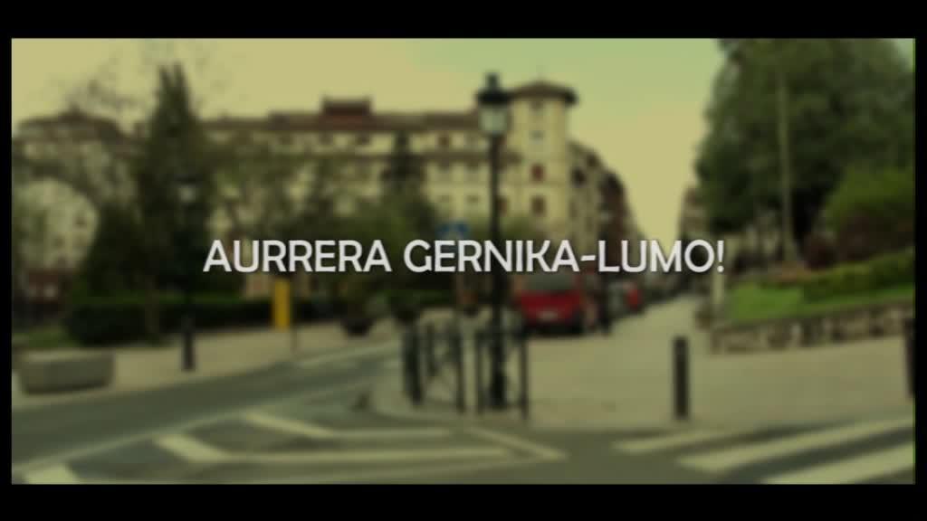 AURRERA GERNIKA-LUMO!!
