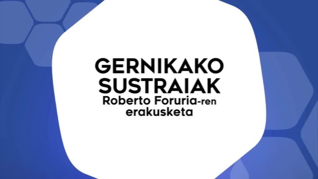 Gernikako Sustraiak erakusketa