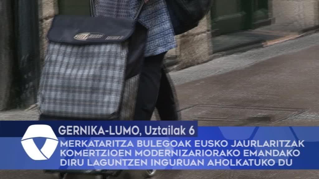 Gernika-Lumoko Merkataritza Bulegoak Eusko Jaurlaritzak komertzioen modernizaziorako emandako diru laguntzen inguruan aholkatuko du