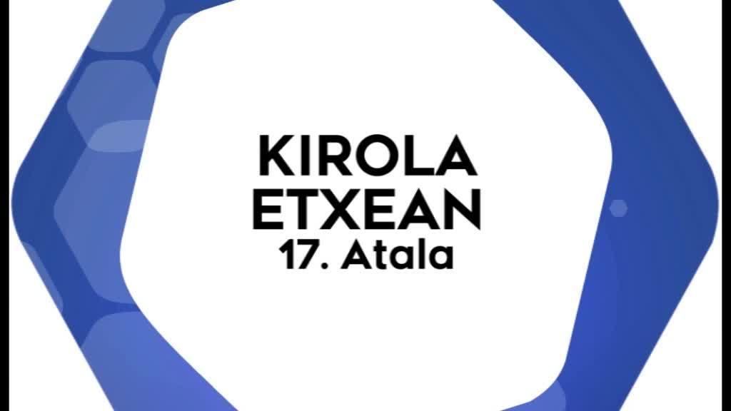 Kirola Etxean 17. atala