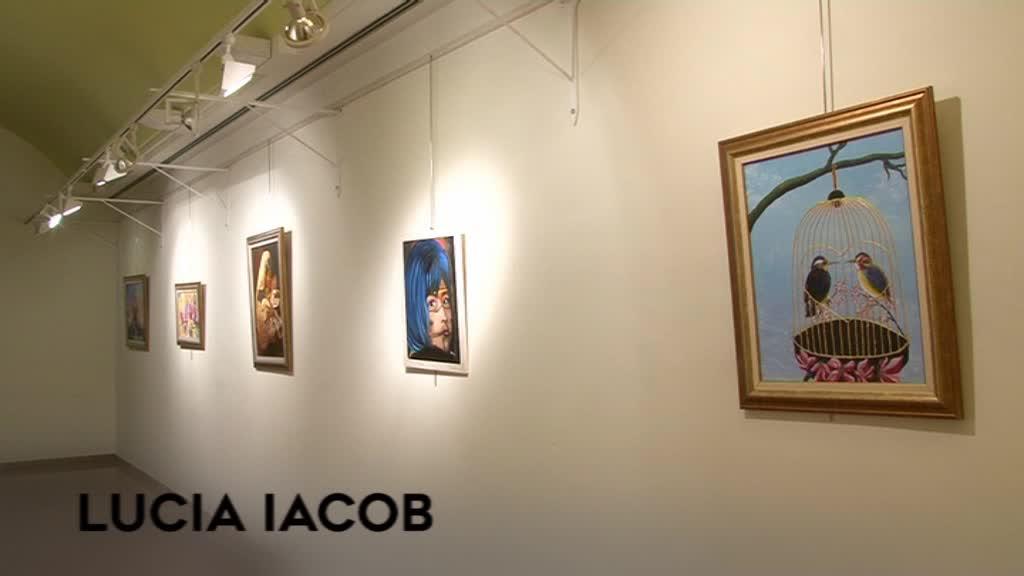 Erakusketa - Rosa Aretxederreta eta Lucia Iacob