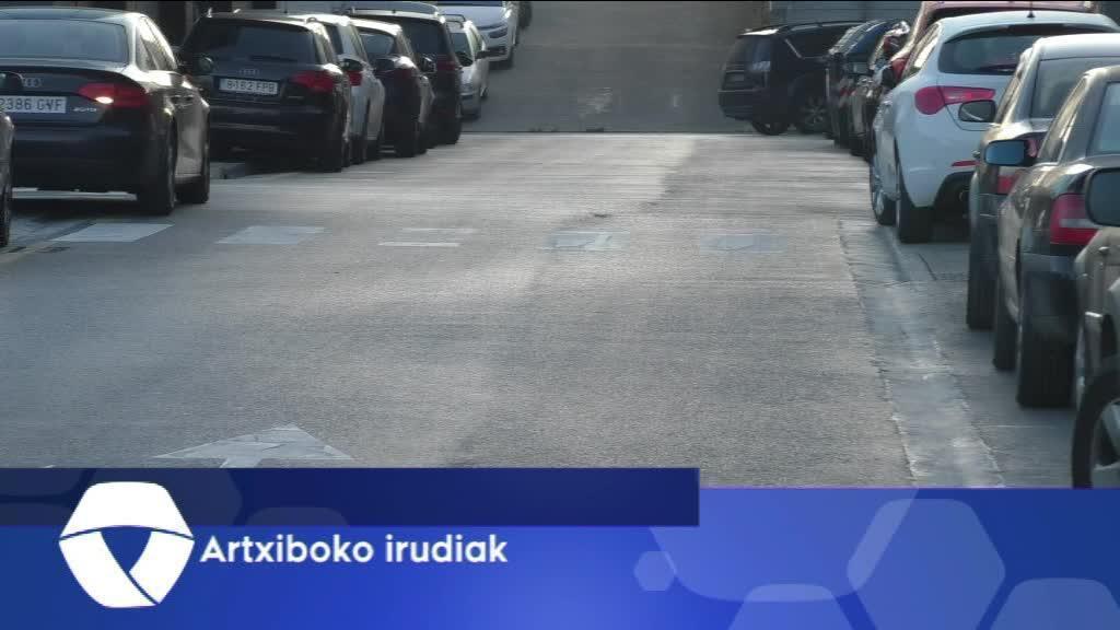 KALEKO ASFALTATZE LANEKIN DARRAI GERNIKA-LUMOKO UDALAK