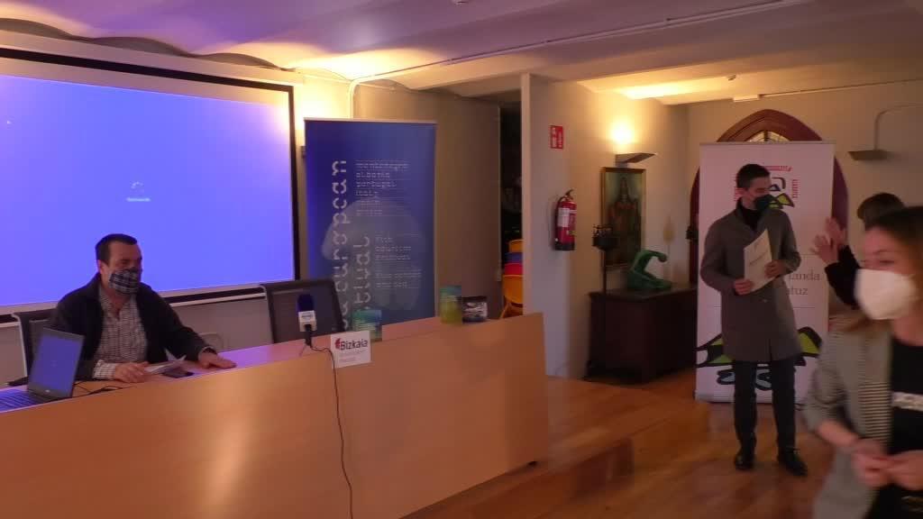 BLU EUROPEAN FESTIVAL JAIALDIA AURKEZTU DA BERMEON