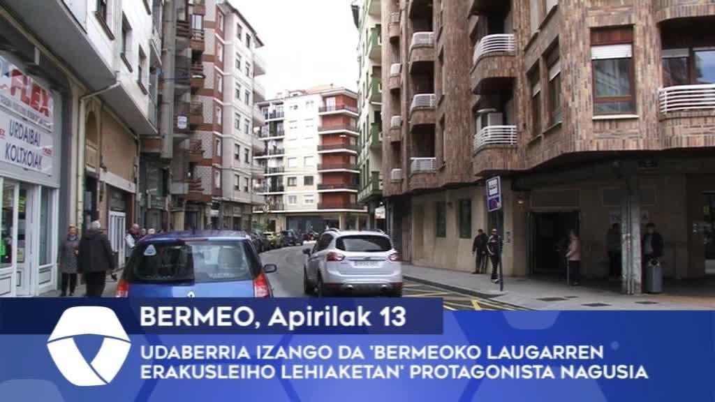 Udaberria izango da 'Bermeoko Laugarren Erakusleiho Lehiaketan' protagonista nagusia