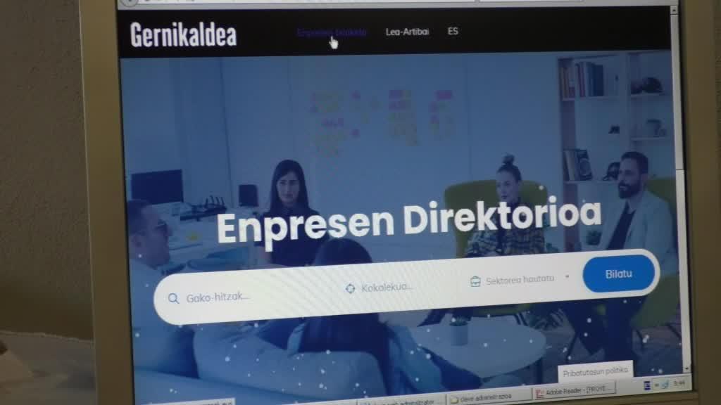 NETWORKING-AREN ALDEKO APUSTUA EGITEN DUEN GERNIKALDEA PLATAFORMA JAIO DA