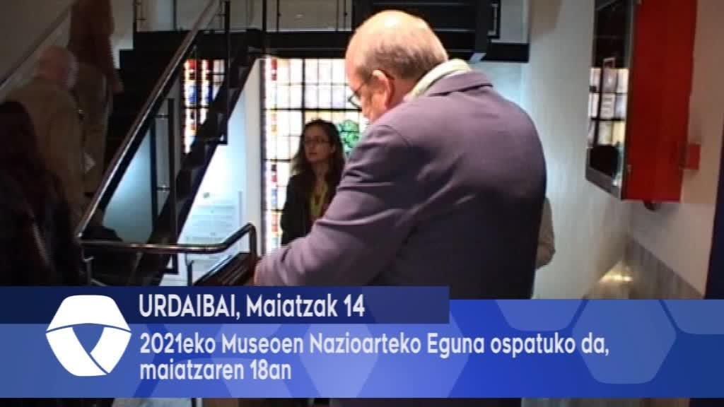 2021eko Museoen Nazioarteko Eguna ospatuko da maiatzaren 18an