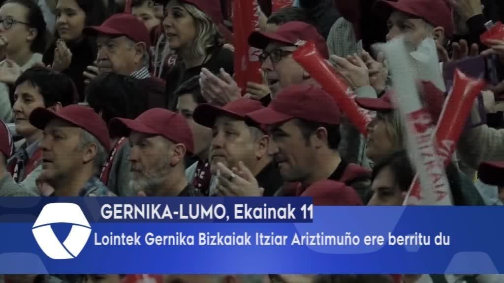 Itziar Ariztimuño ere berritu du Lointek Gernika Bizkaia