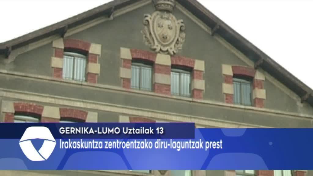 Gernika-Lumoko irakaskuntza zentroei bideratutako diru-laguntzak martxan daude